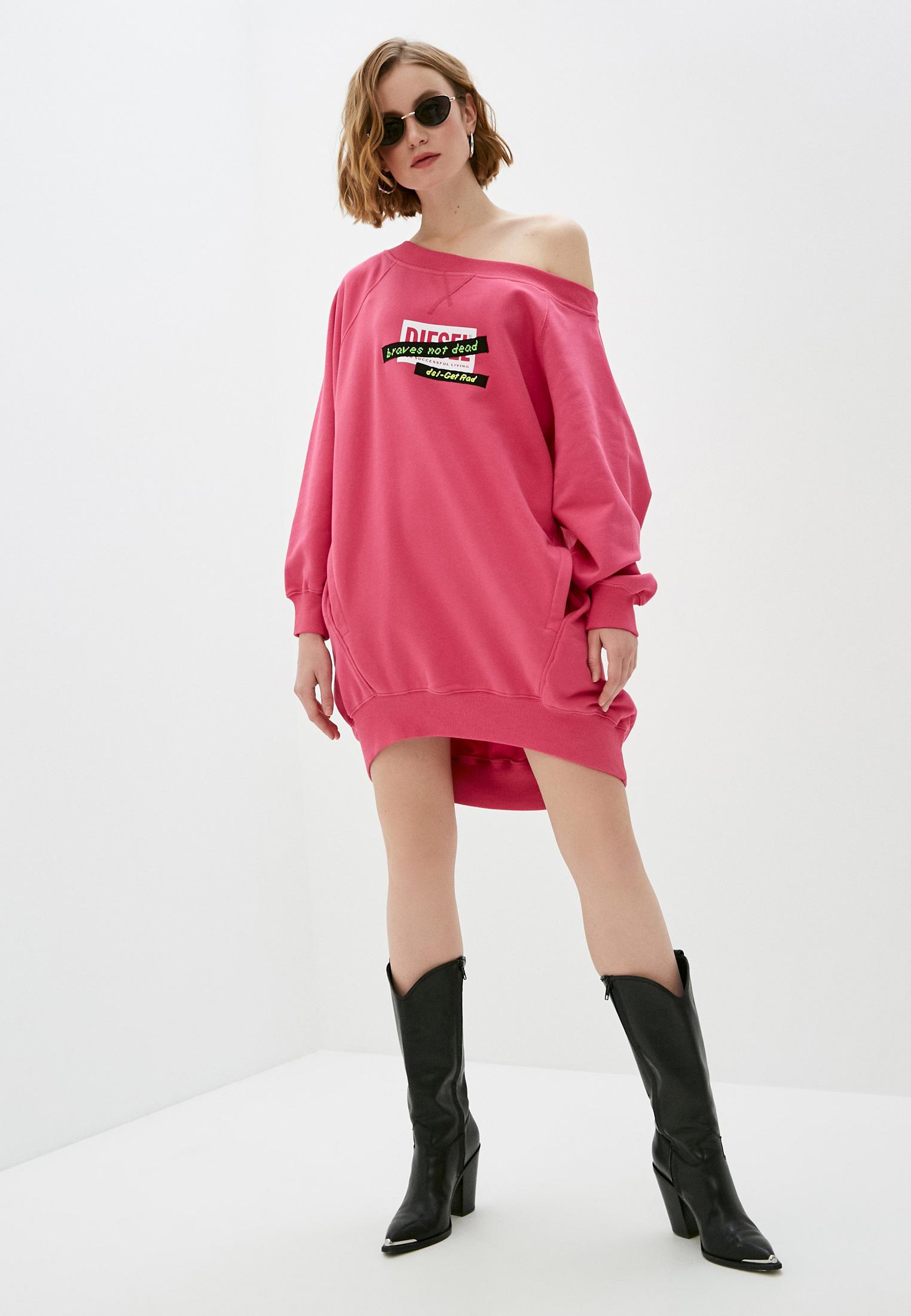 Платье Diesel (Дизель) A042430IAJH: изображение 2