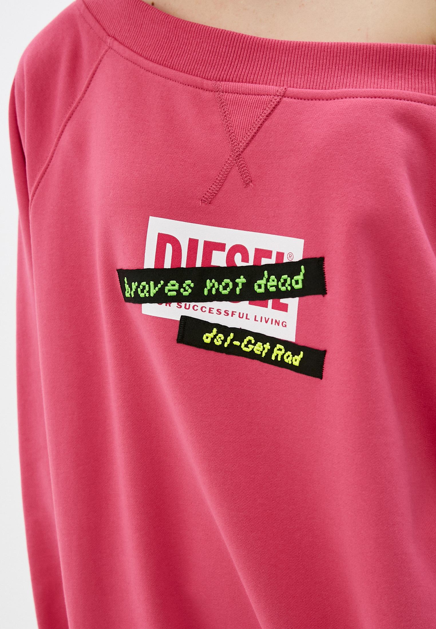 Платье Diesel (Дизель) A042430IAJH: изображение 4