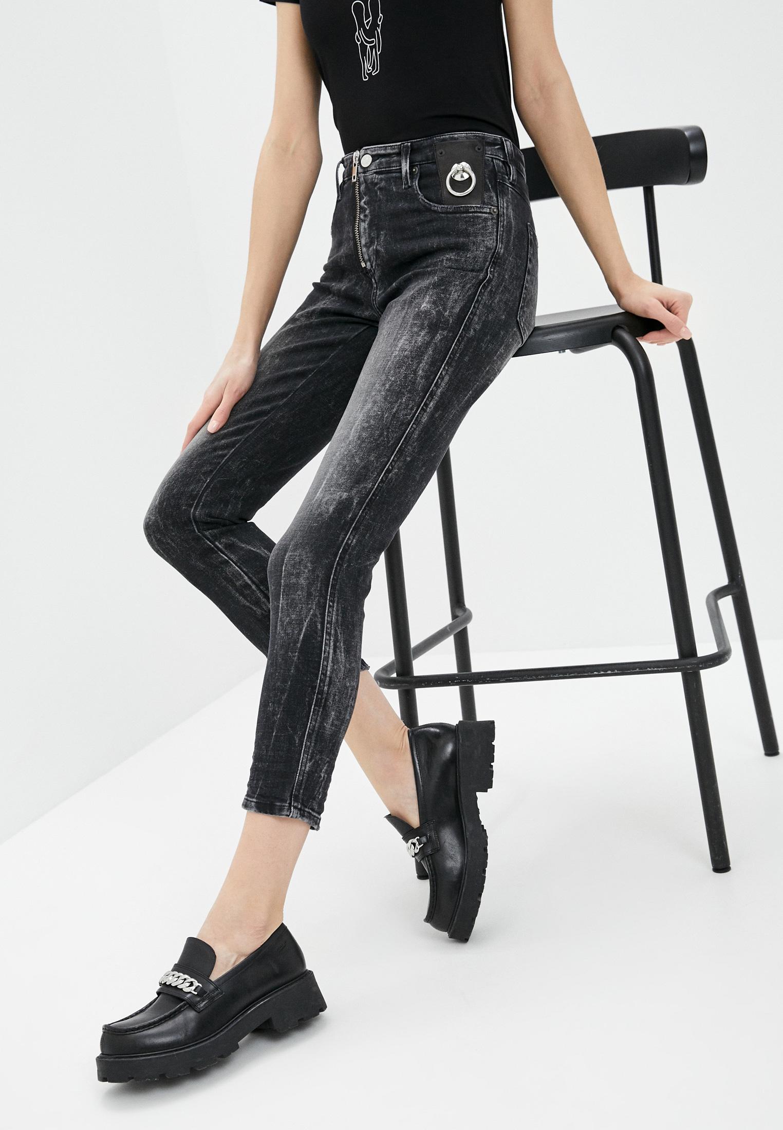 Зауженные джинсы Diesel (Дизель) A02236009PX