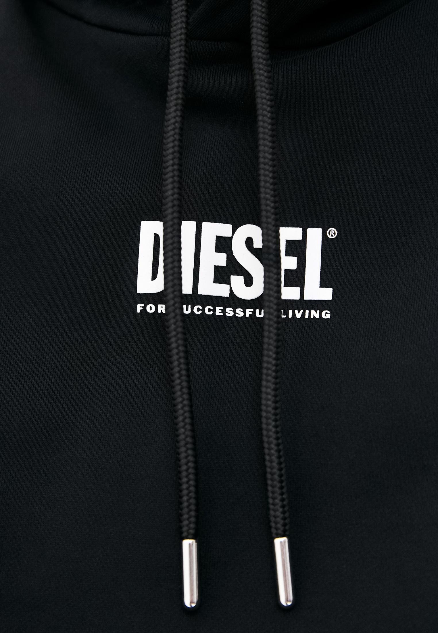 Женские худи Diesel (Дизель) A045250IAJH: изображение 4
