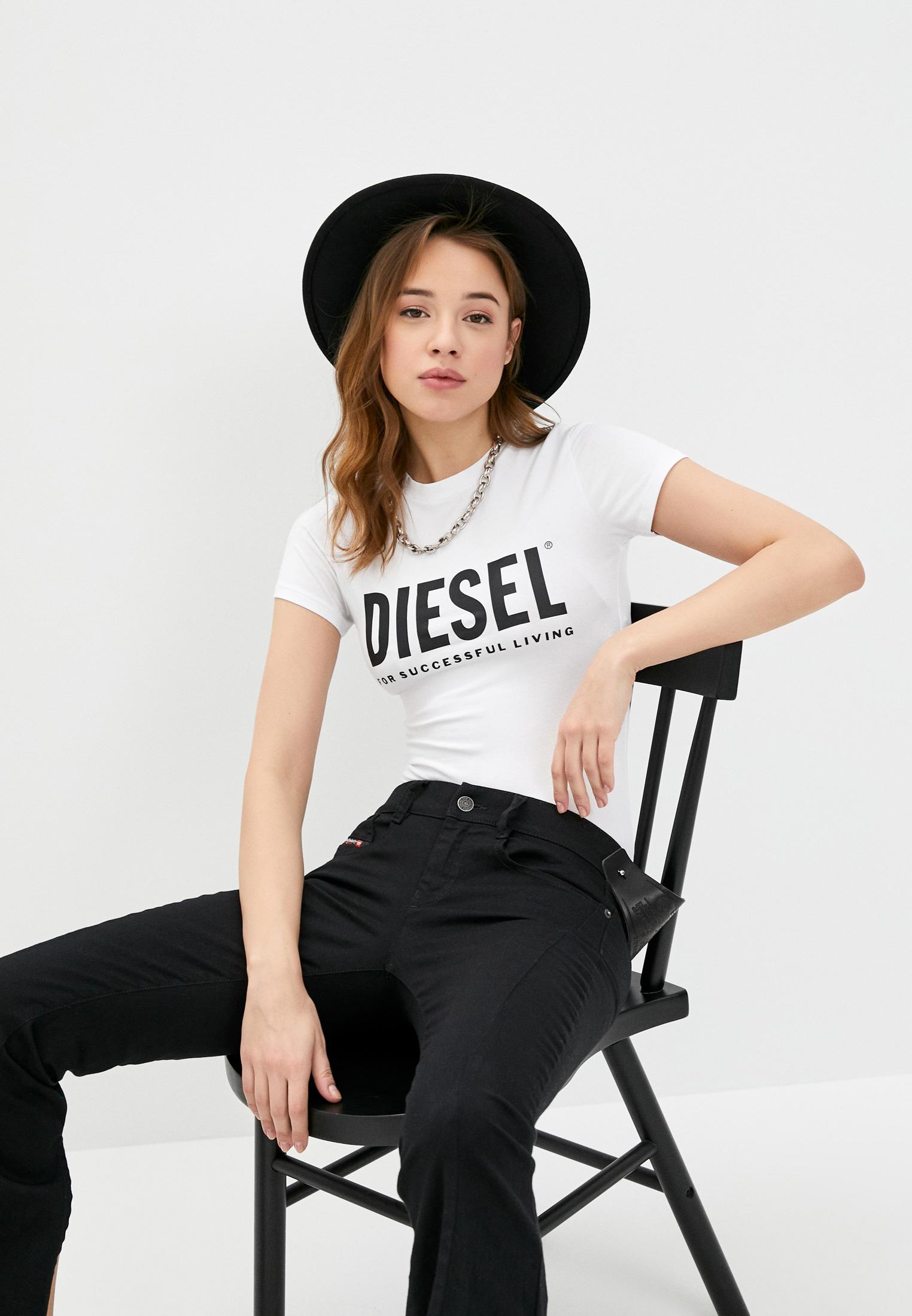 Женские боди Diesel (Дизель) 00SHMI0WAWG