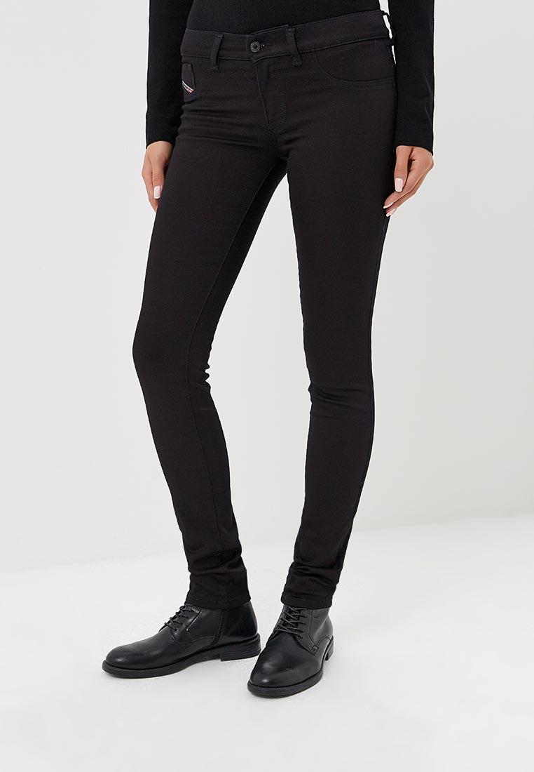 Зауженные джинсы Diesel (Дизель) 00CQLP.0800R