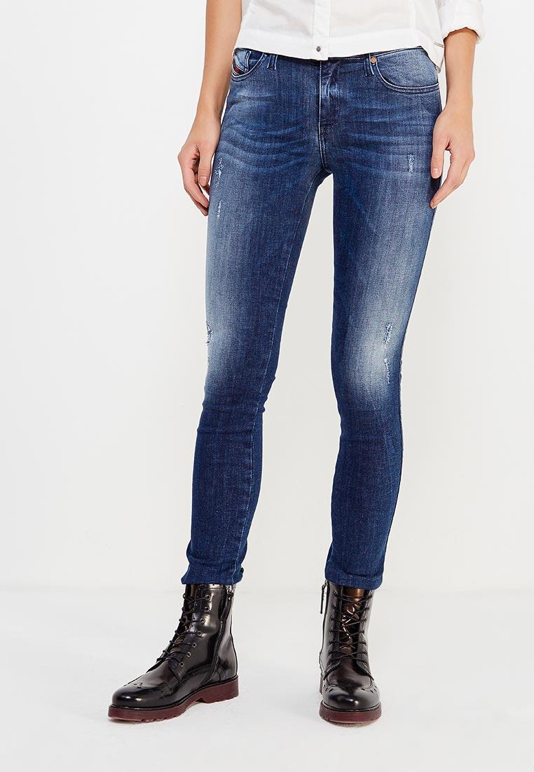 Зауженные джинсы Diesel (Дизель) 00S141.0677R: изображение 1