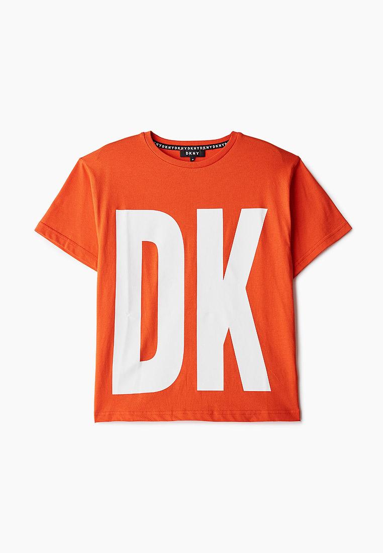 Футболка с коротким рукавом DKNY (ДКНУ) D25D29