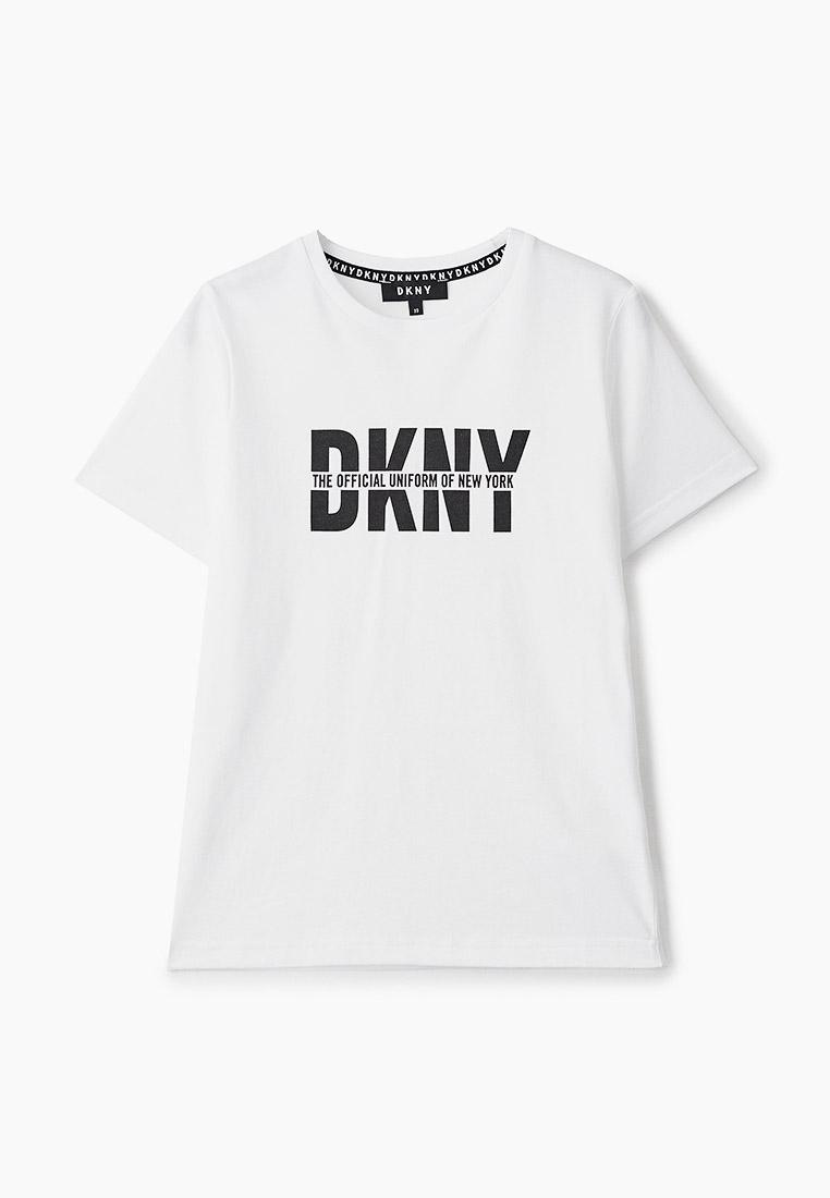 Футболка с коротким рукавом DKNY (ДКНУ) D25D26