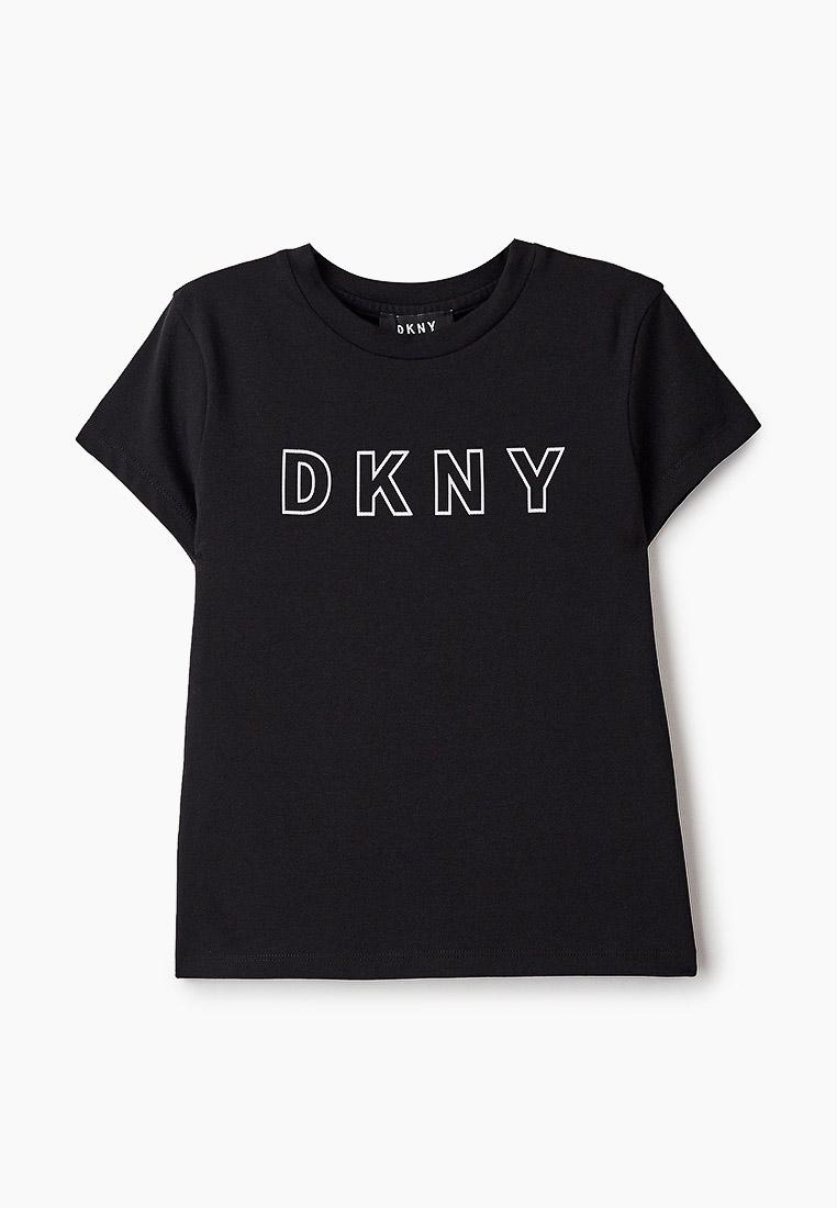 Футболка с коротким рукавом DKNY Футболка DKNY