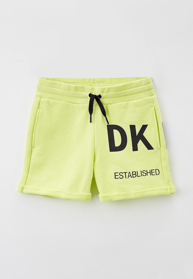 Шорты для девочек DKNY Шорты спортивные DKNY