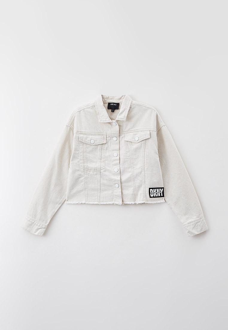 Ветровка DKNY Куртка джинсовая DKNY