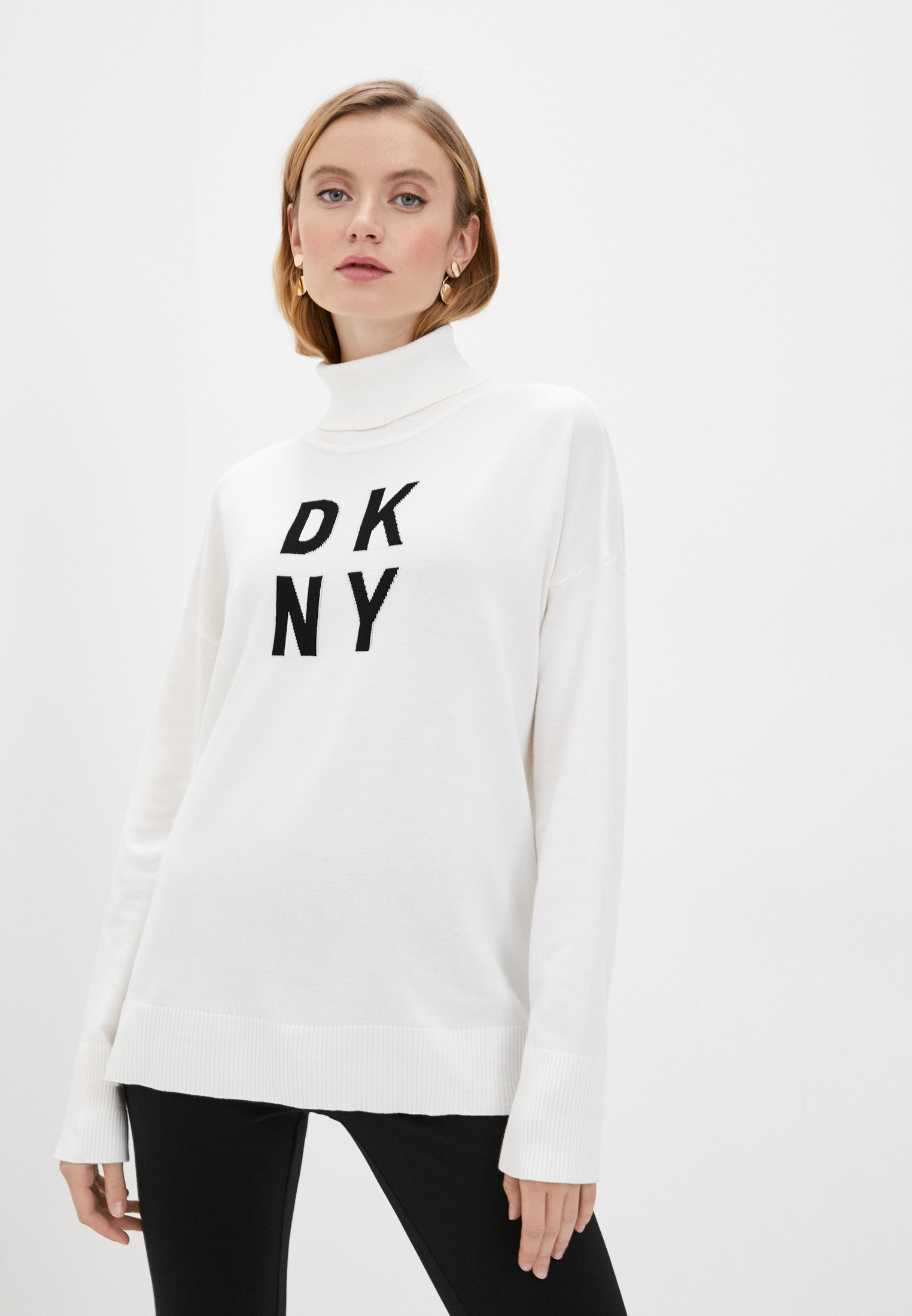 Водолазка DKNY P8ISSCIQ/IVY