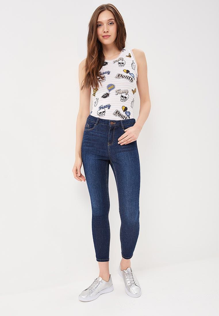 Зауженные джинсы Dorothy Perkins (Дороти Перкинс) 70521724: изображение 2