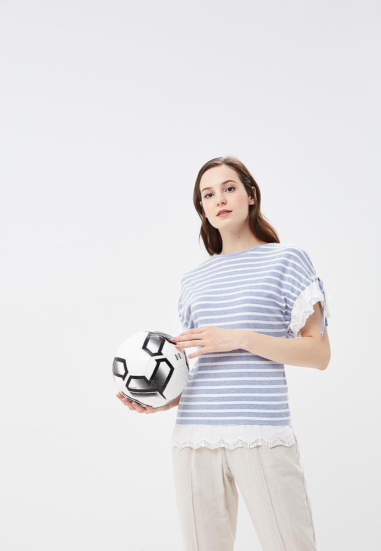 Футболка с коротким рукавом Dorothy Perkins (Дороти Перкинс) 56624750