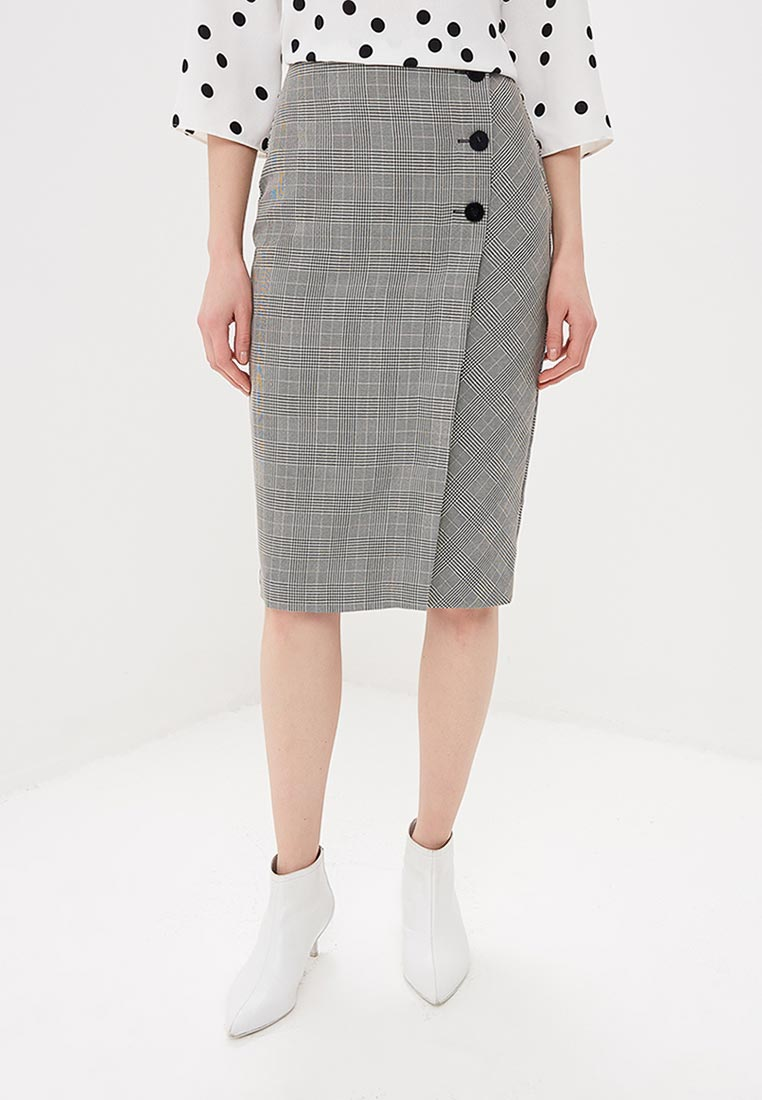 Прямая юбка Dorothy Perkins (Дороти Перкинс) 66924332