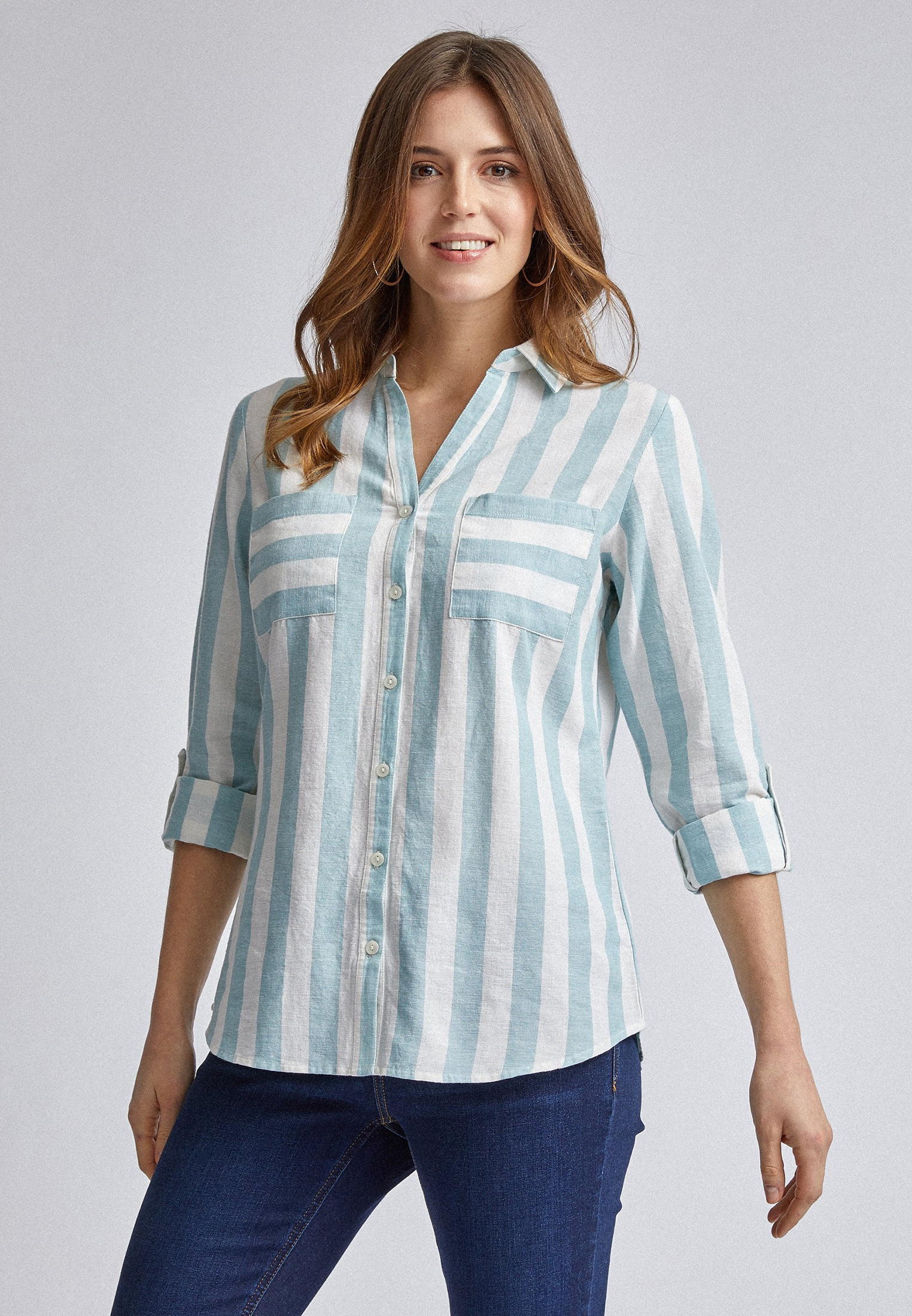 Женские рубашки с длинным рукавом Dorothy Perkins (Дороти Перкинс) 67492908