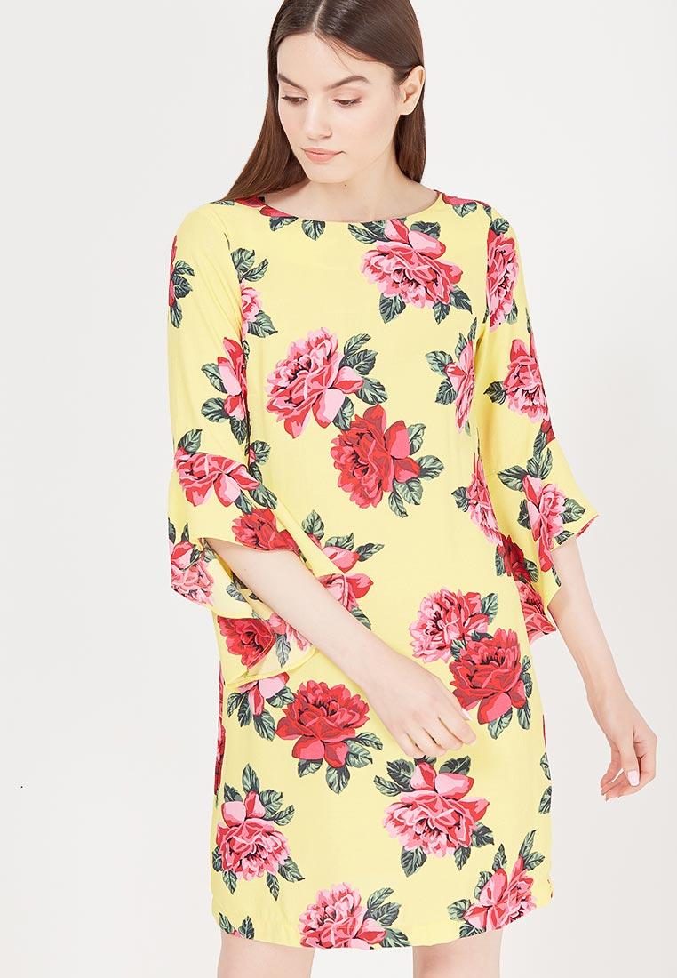 8b607483ff6 Желтые летние платья - купить легкое платье в интернет магазине