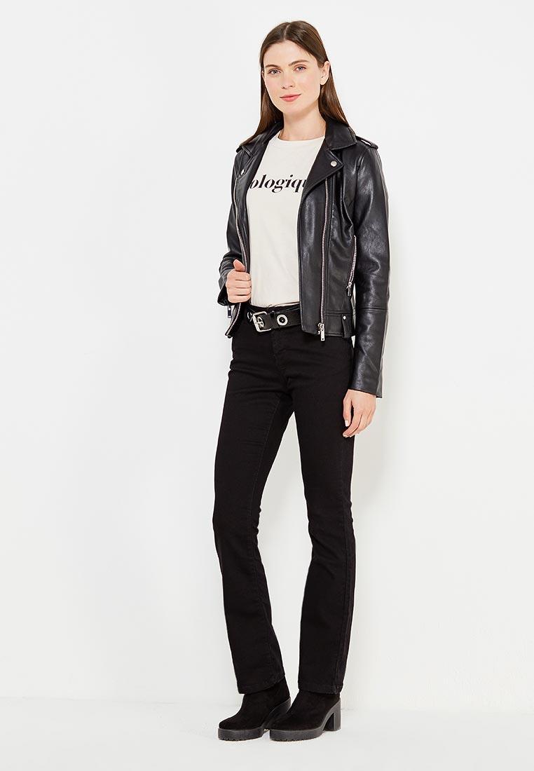 Широкие и расклешенные джинсы Dorothy Perkins (Дороти Перкинс) 70477210: изображение 2
