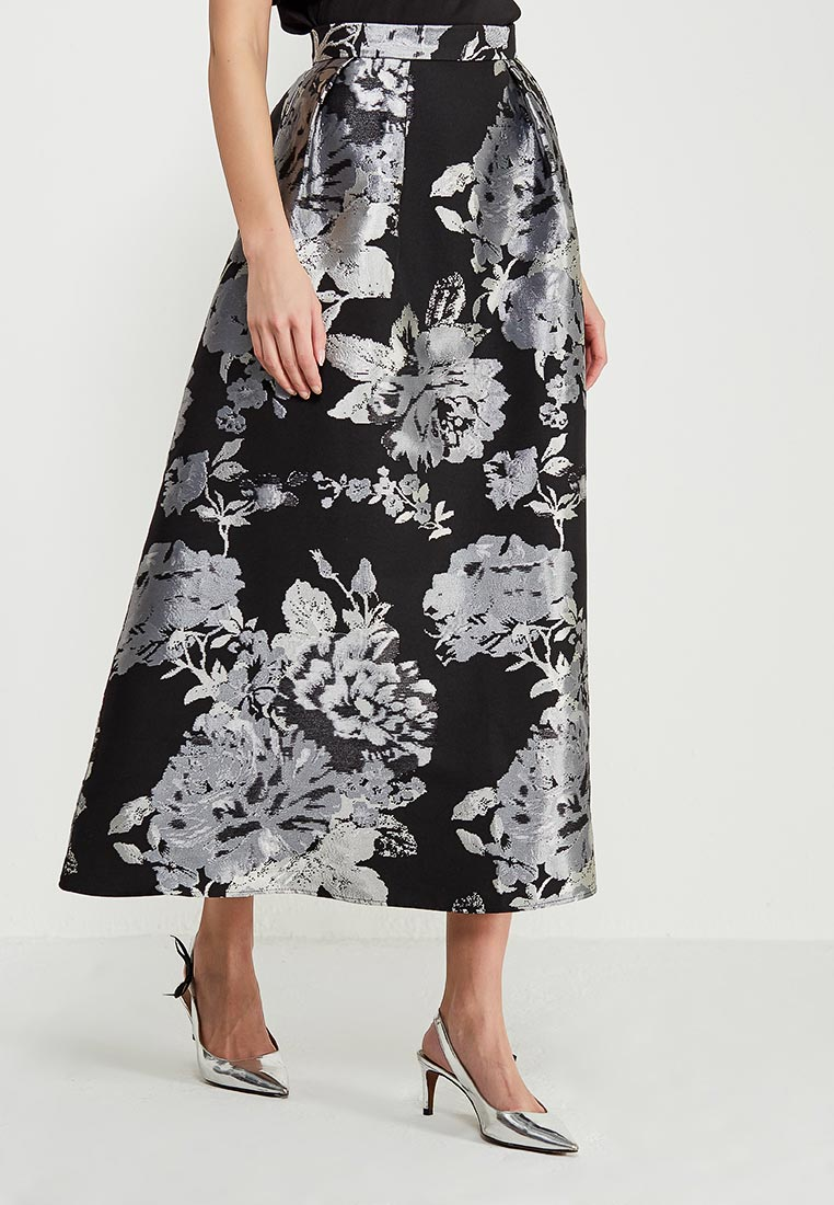 Широкая юбка Dorothy Perkins (Дороти Перкинс) 12599600: изображение 1