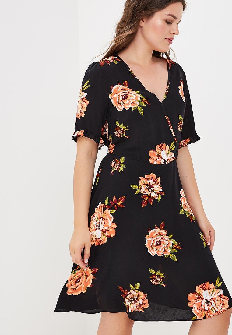 Платье-миди Dorothy Perkins Curve (Дороти Перкинс Курве) 3144601