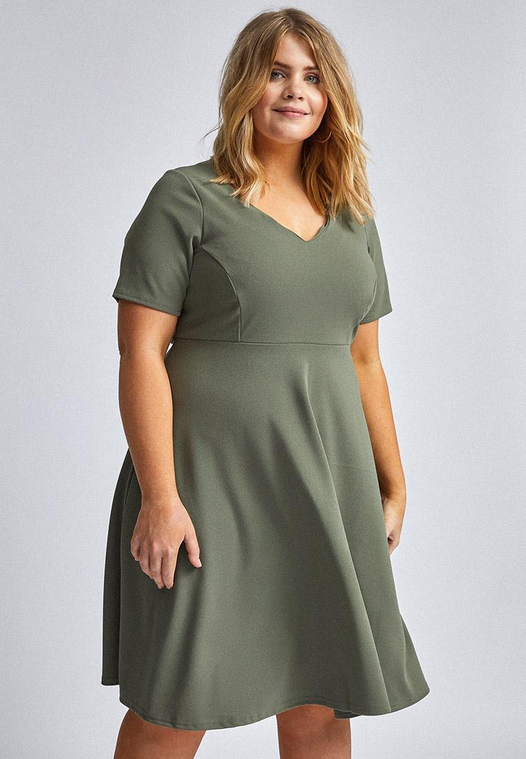 Повседневное платье Dorothy Perkins Curve (Дороти Перкинс Курве) 3384407