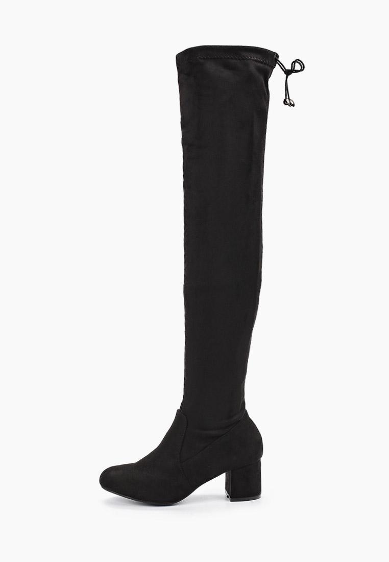 Женские ботфорты Donna Moda (Донна Мода) F22-FZ8915