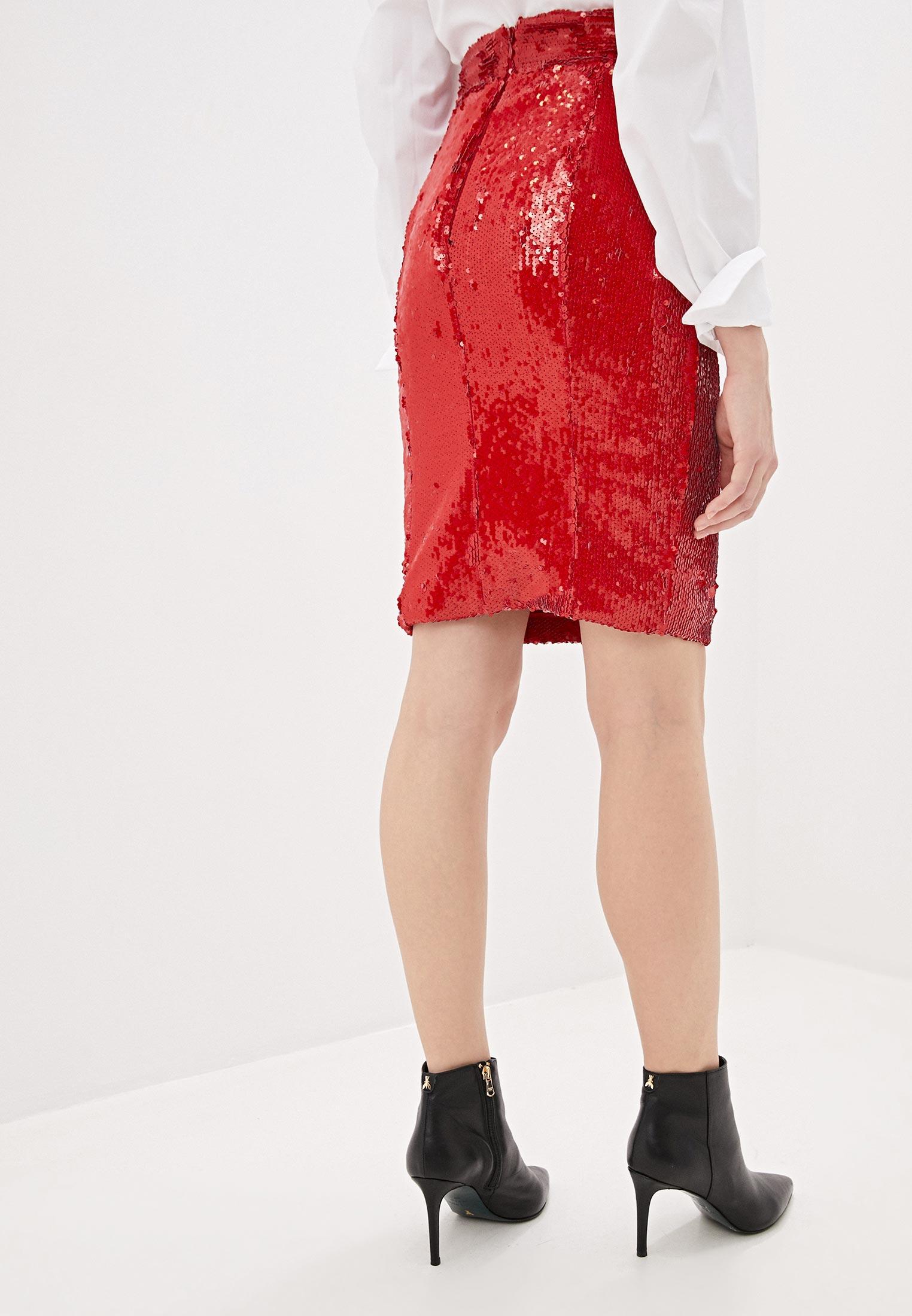 Прямая юбка DonDup G447: изображение 3