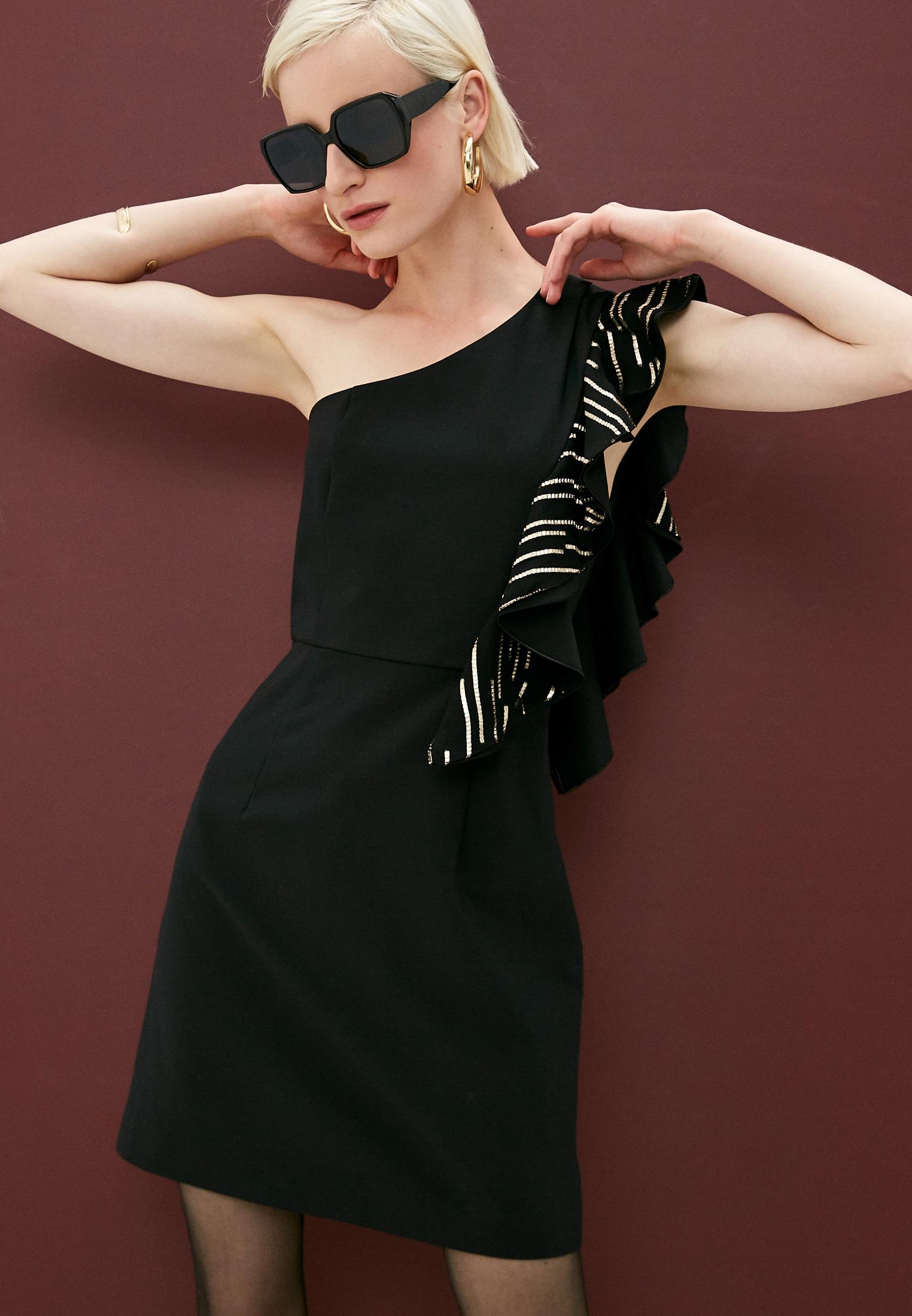 Вечернее / коктейльное платье DonDup DA165: изображение 2