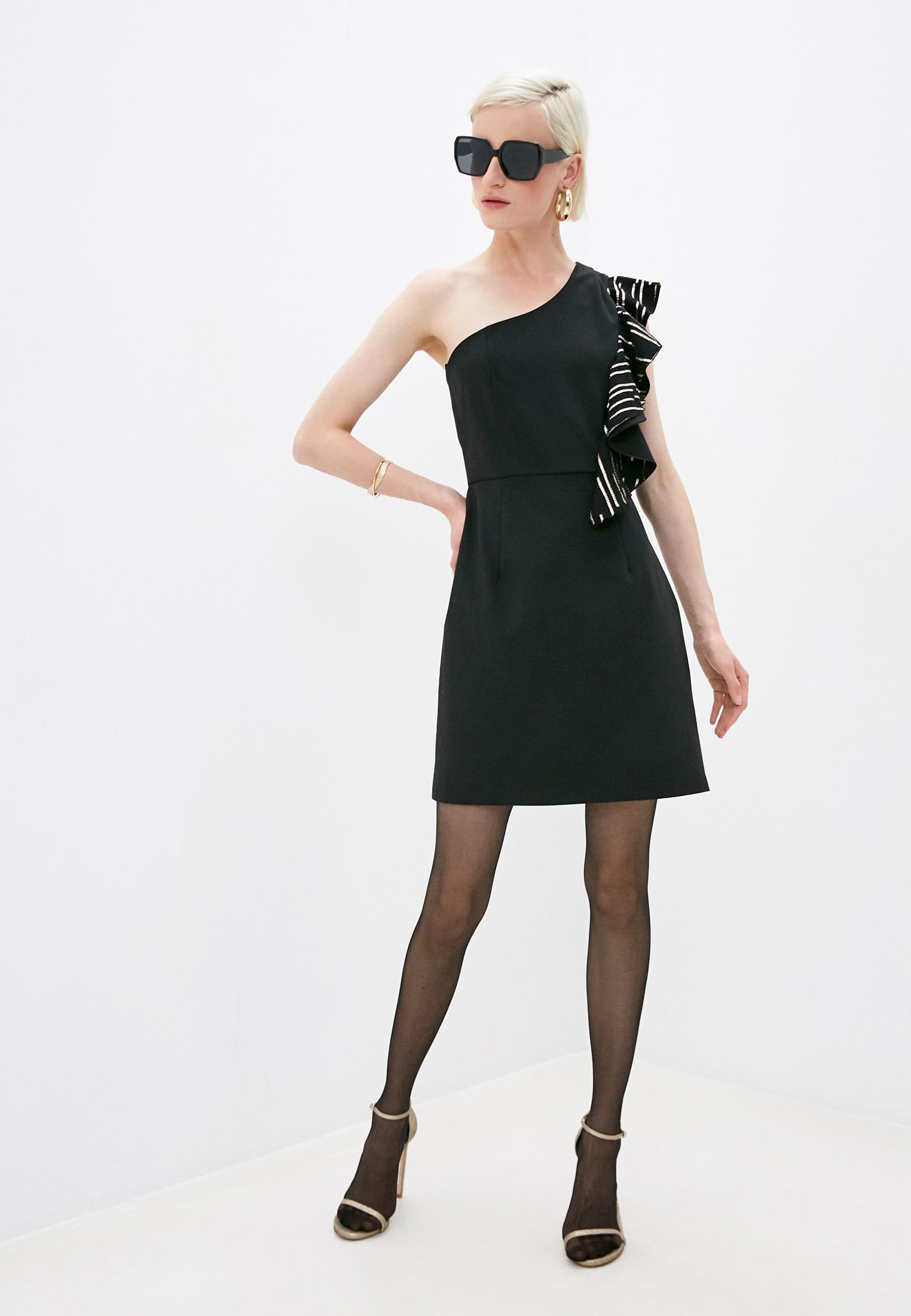 Вечернее / коктейльное платье DonDup DA165: изображение 3