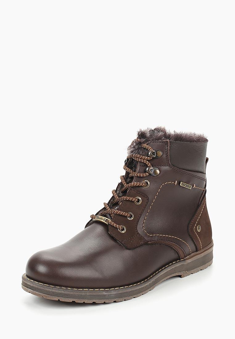 Мужские ботинки Dockers by Gerli 890402