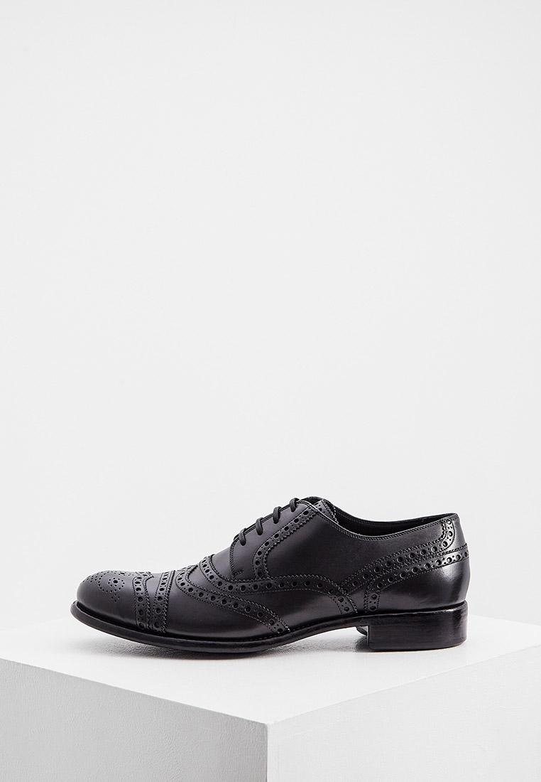 Мужские туфли Dolce&Gabbana A10054 AC465