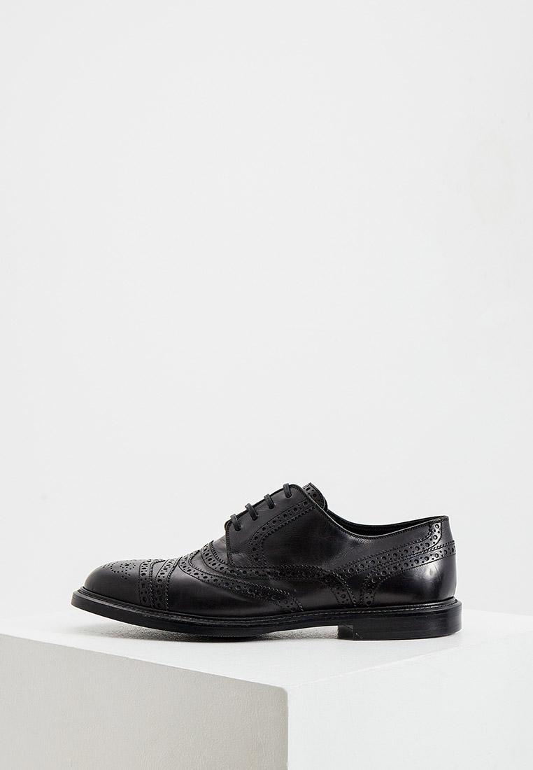 Мужские туфли Dolce&Gabbana A10201 AI345