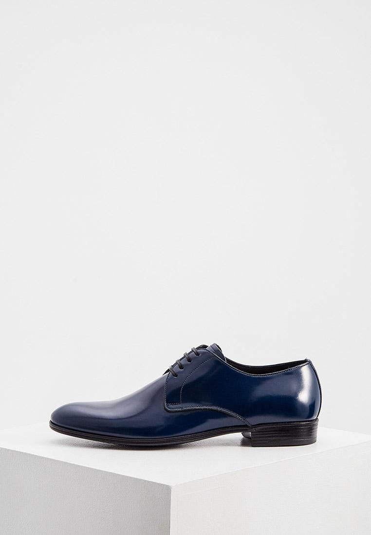 Мужские туфли Dolce&Gabbana A10364 B6136