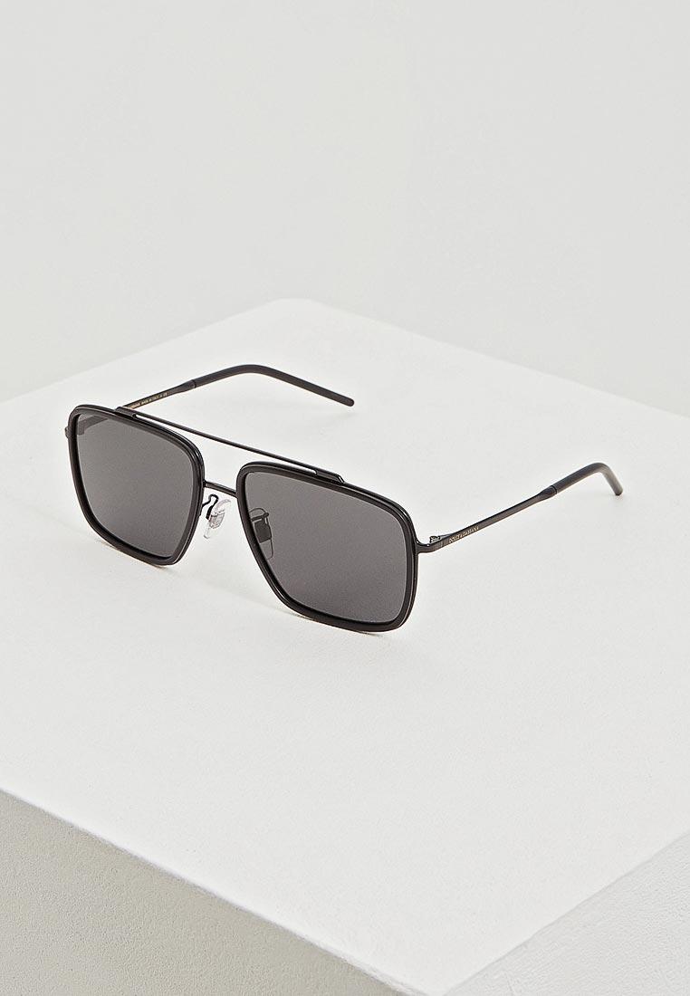 Мужские солнцезащитные очки Dolce&Gabbana 0DG2220