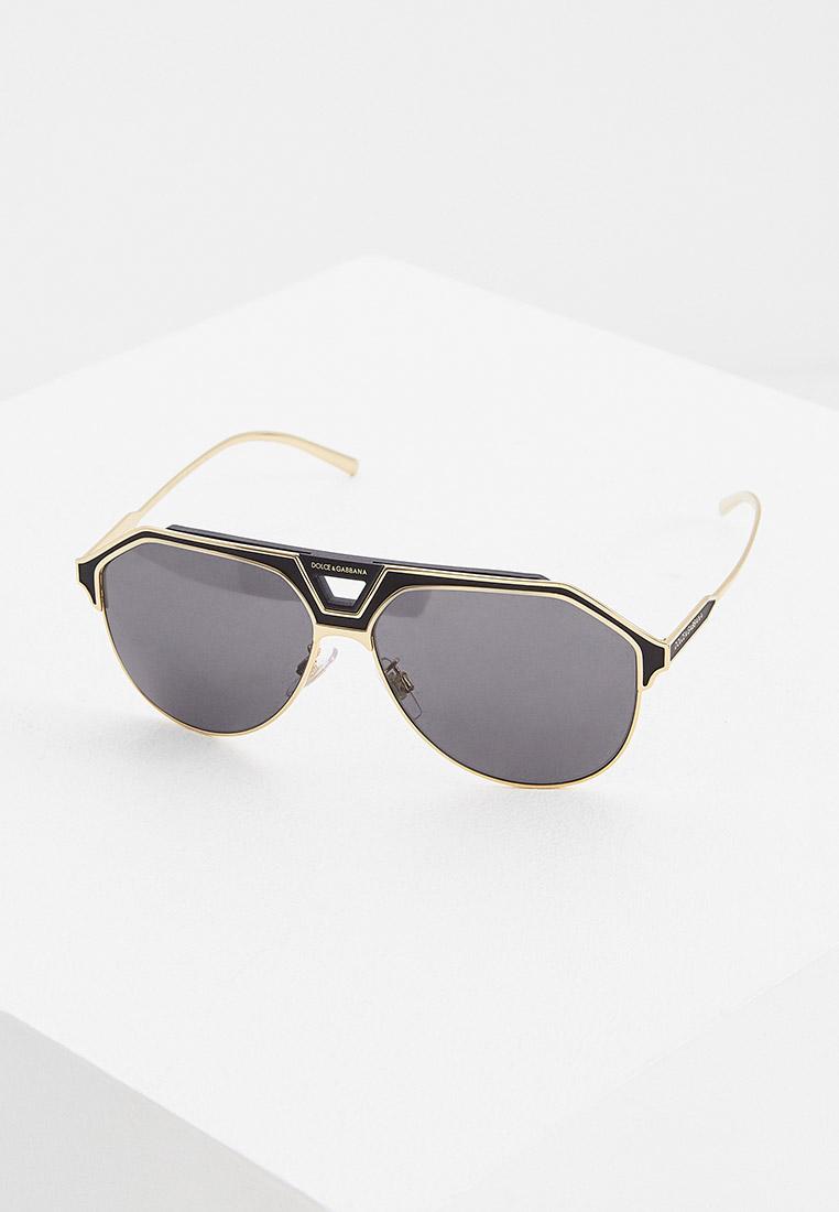 Мужские солнцезащитные очки Dolce&Gabbana 0DG2257