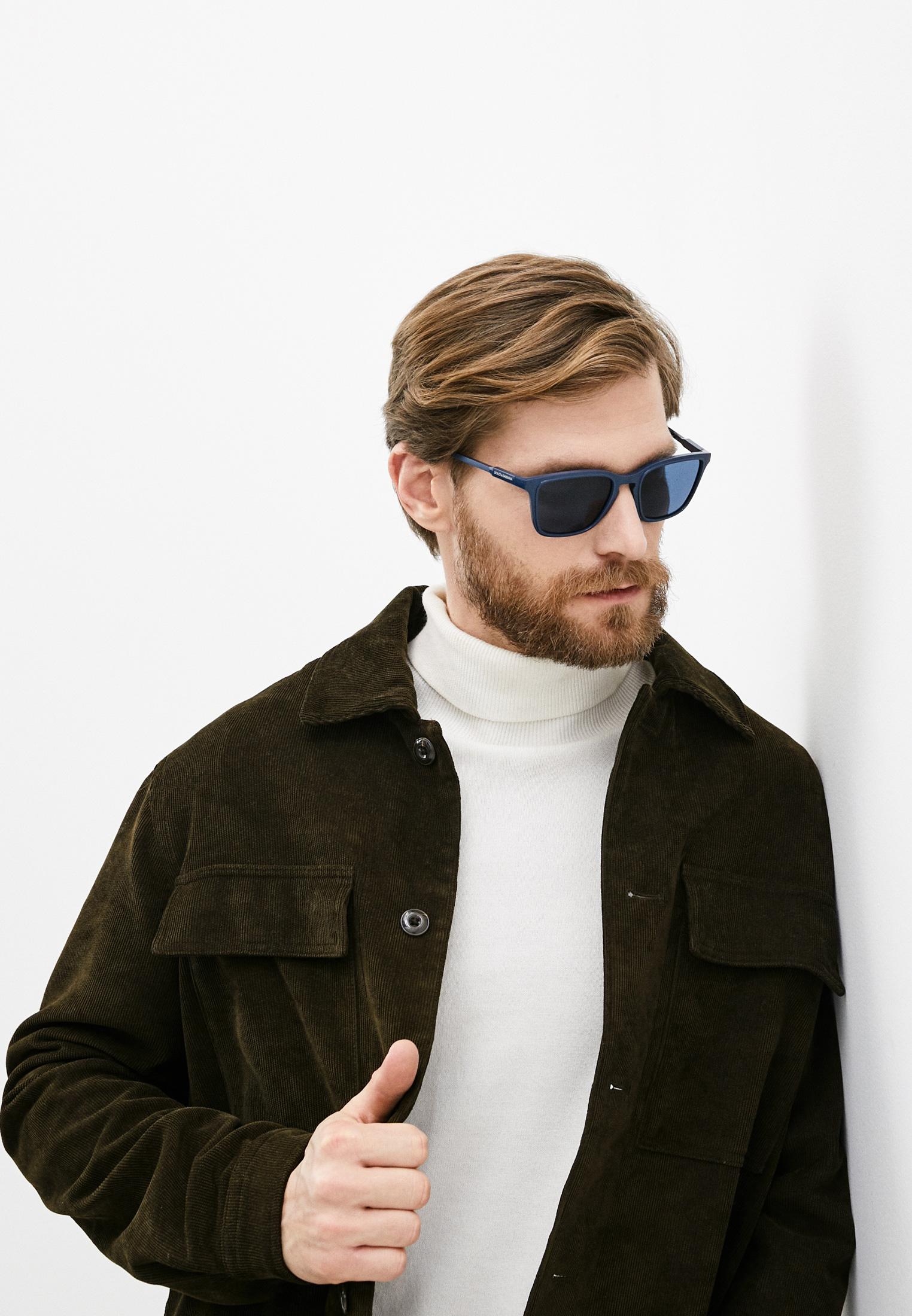 Мужские солнцезащитные очки Dolce&Gabbana 0DG6145