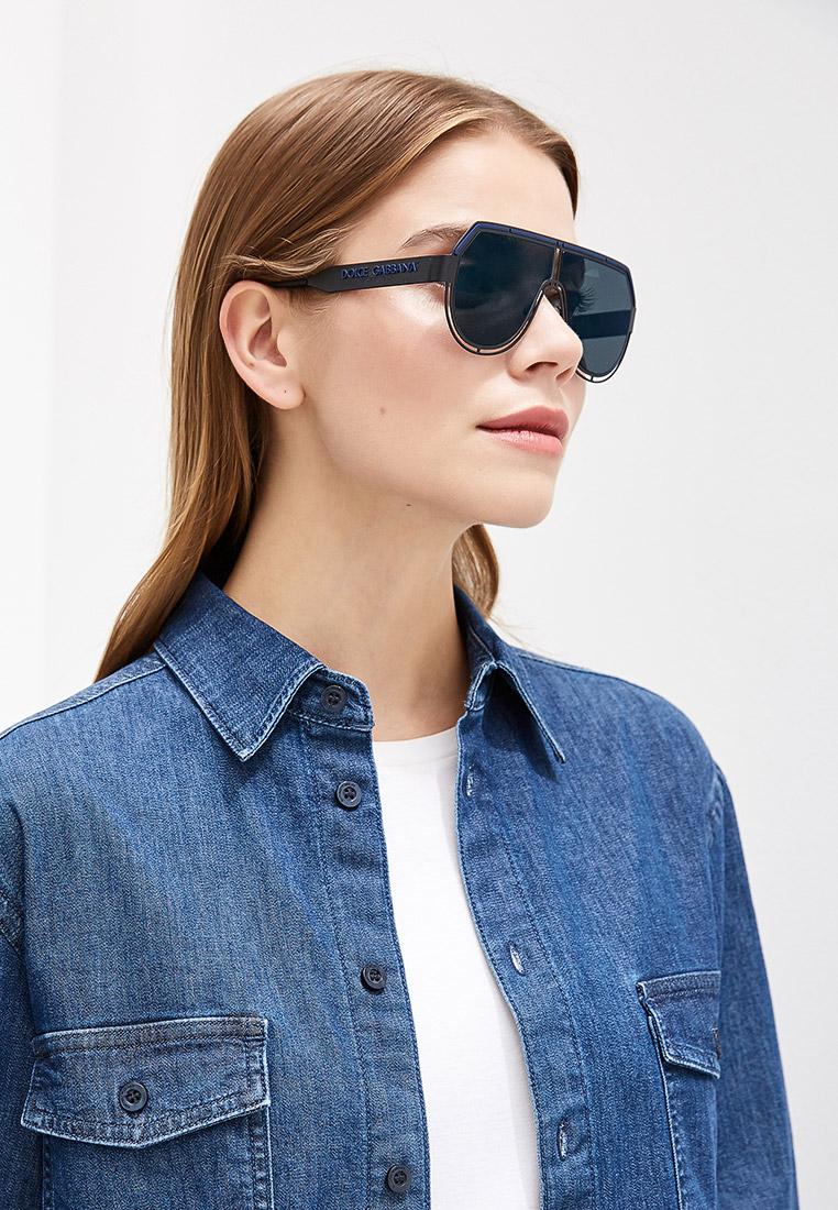 Женские солнцезащитные очки Dolce&Gabbana 0DG2231