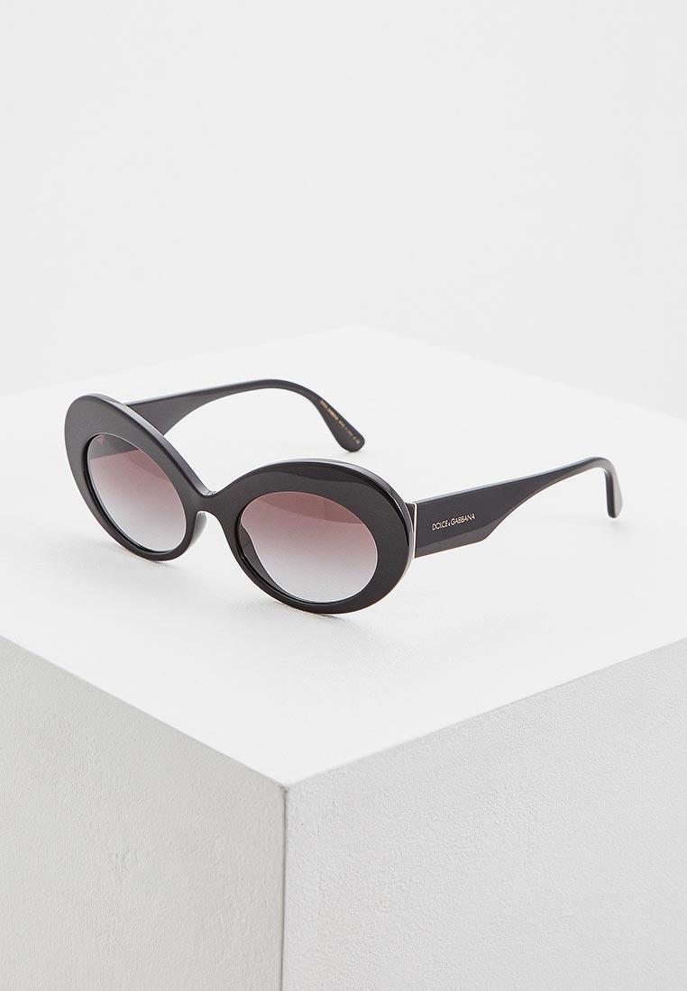 Женские солнцезащитные очки Dolce&Gabbana 0DG4345