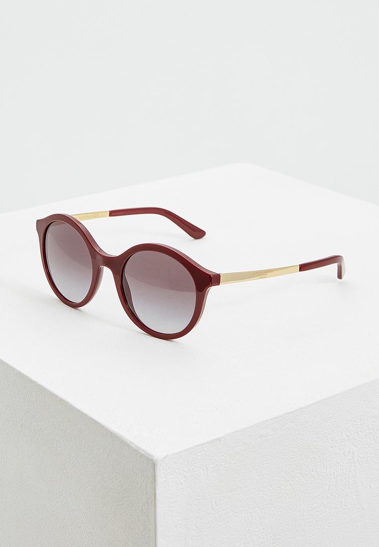 Женские солнцезащитные очки Dolce&Gabbana 0DG4358