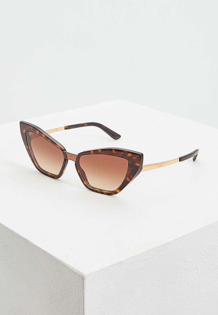 Женские солнцезащитные очки Dolce&Gabbana 0DG4357