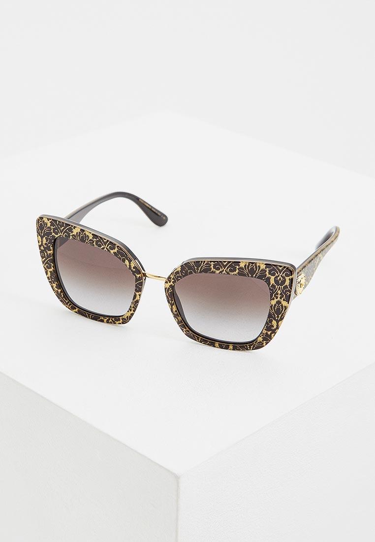 Женские солнцезащитные очки Dolce&Gabbana 0DG4359