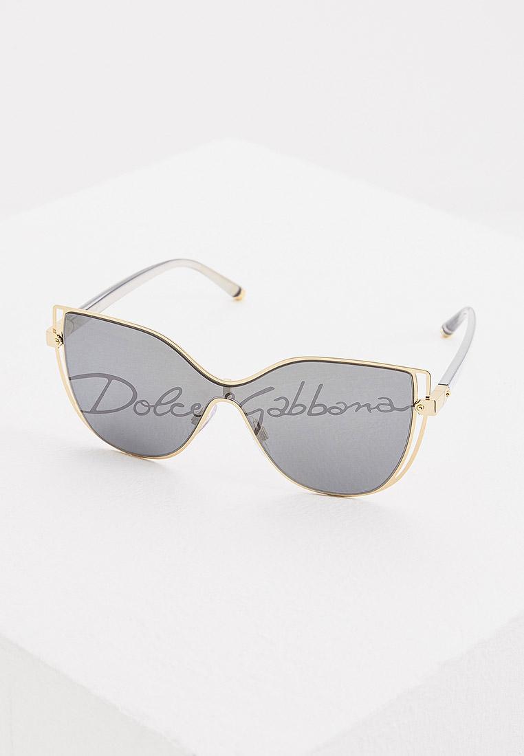Женские солнцезащитные очки Dolce&Gabbana 0DG2236