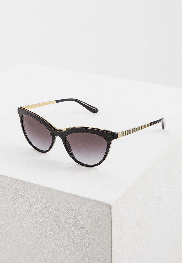 Женские солнцезащитные очки Dolce&Gabbana 0DG4335
