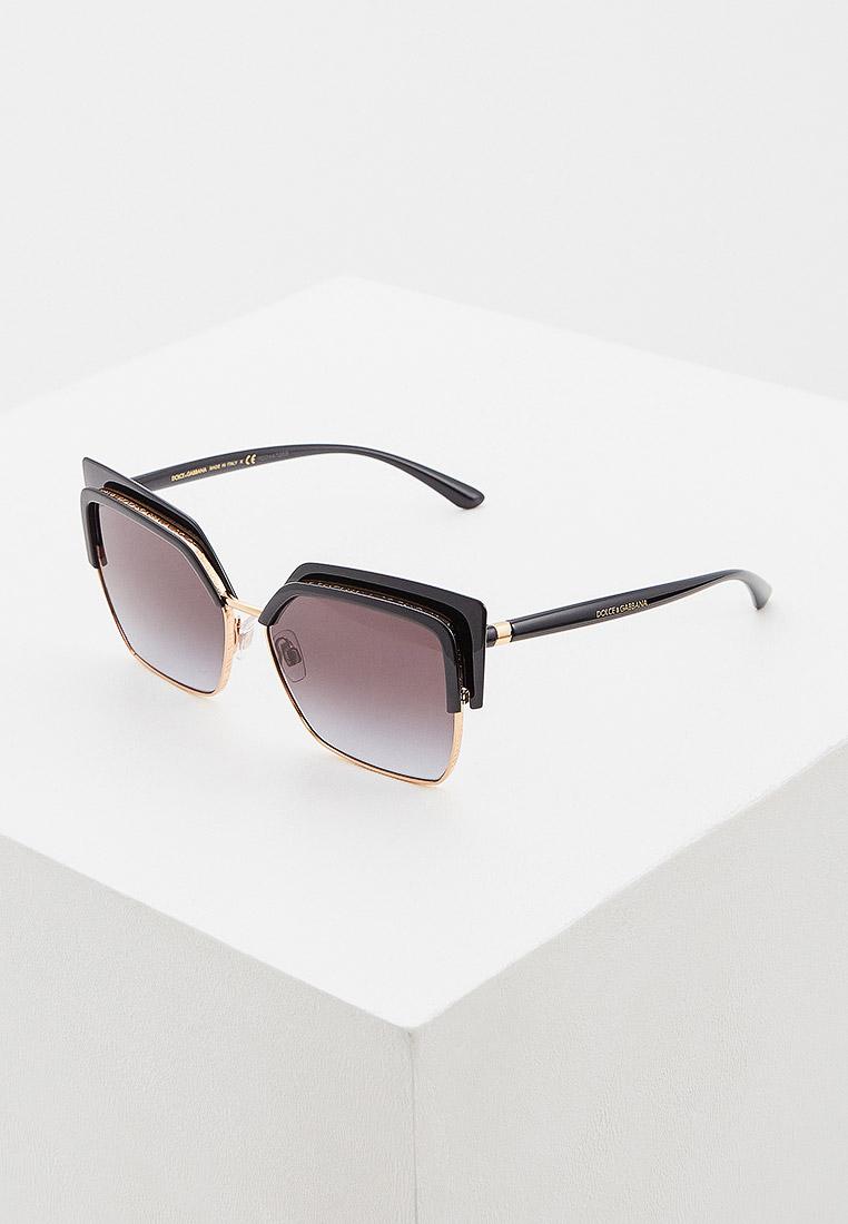 Женские солнцезащитные очки Dolce&Gabbana 0DG6126