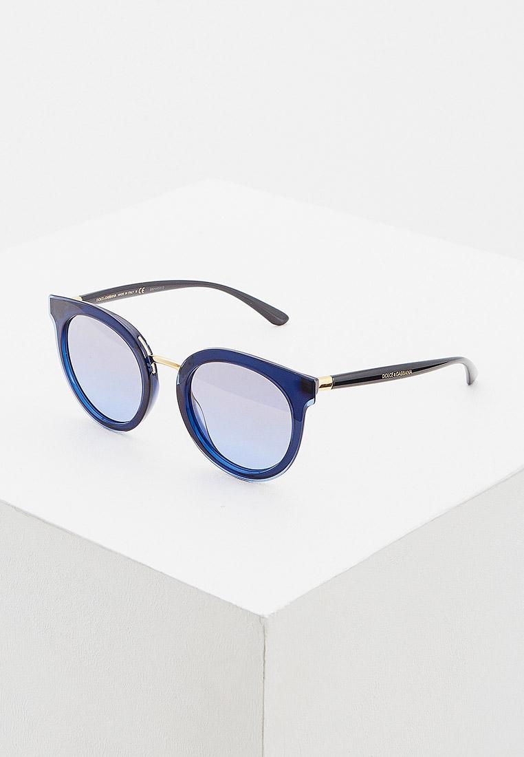 Женские солнцезащитные очки Dolce&Gabbana 0DG4371