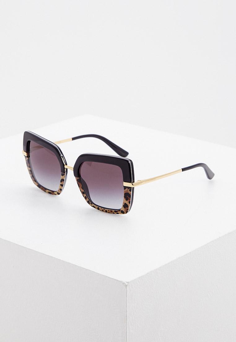 Женские солнцезащитные очки Dolce&Gabbana 0DG4373