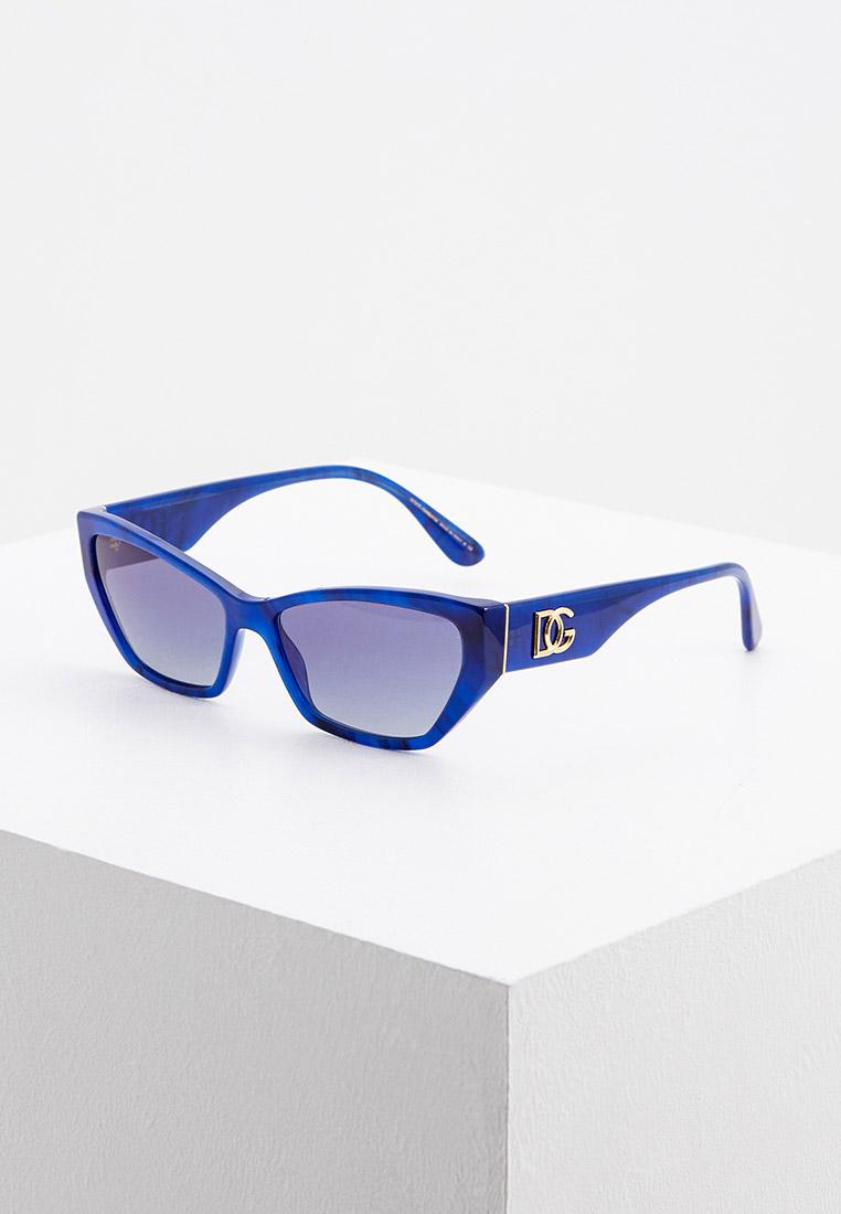 Женские солнцезащитные очки Dolce&Gabbana 0DG4375