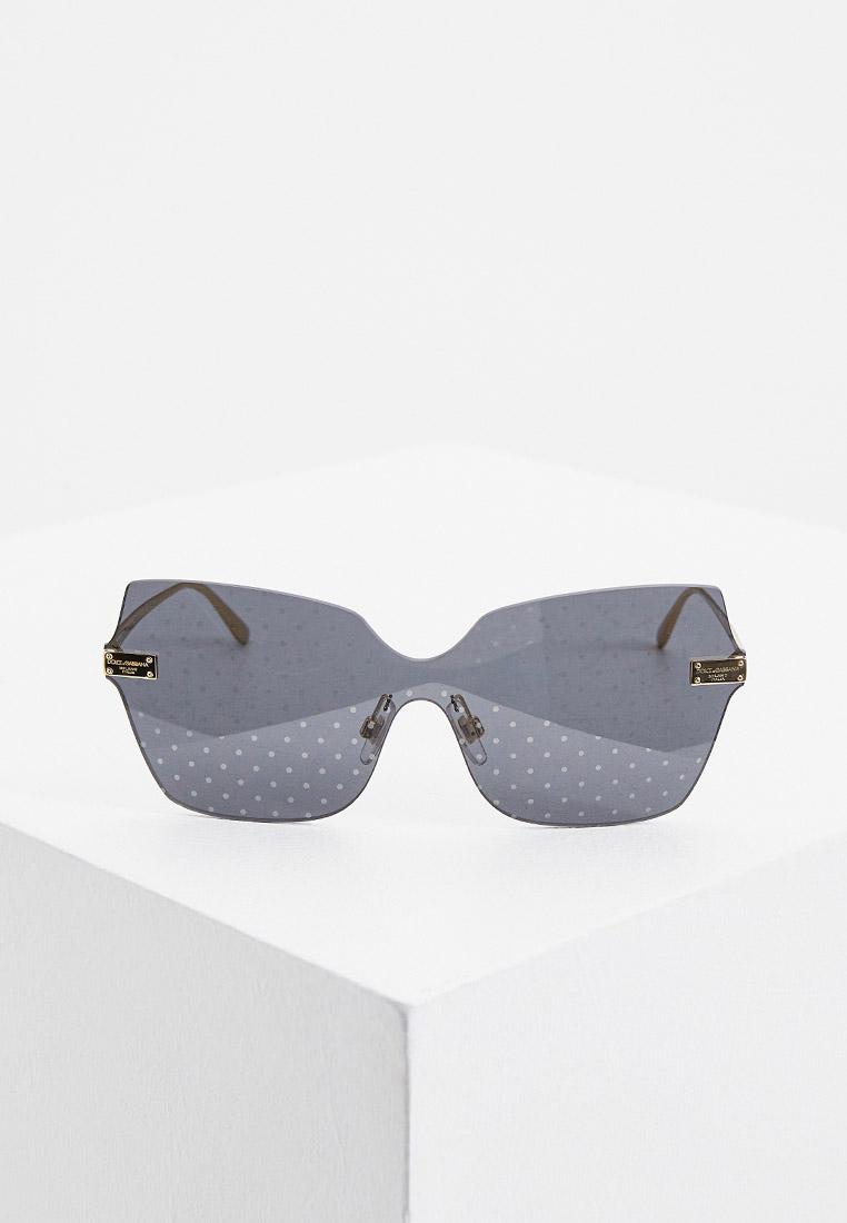 Женские солнцезащитные очки Dolce&Gabbana 0DG2260: изображение 2