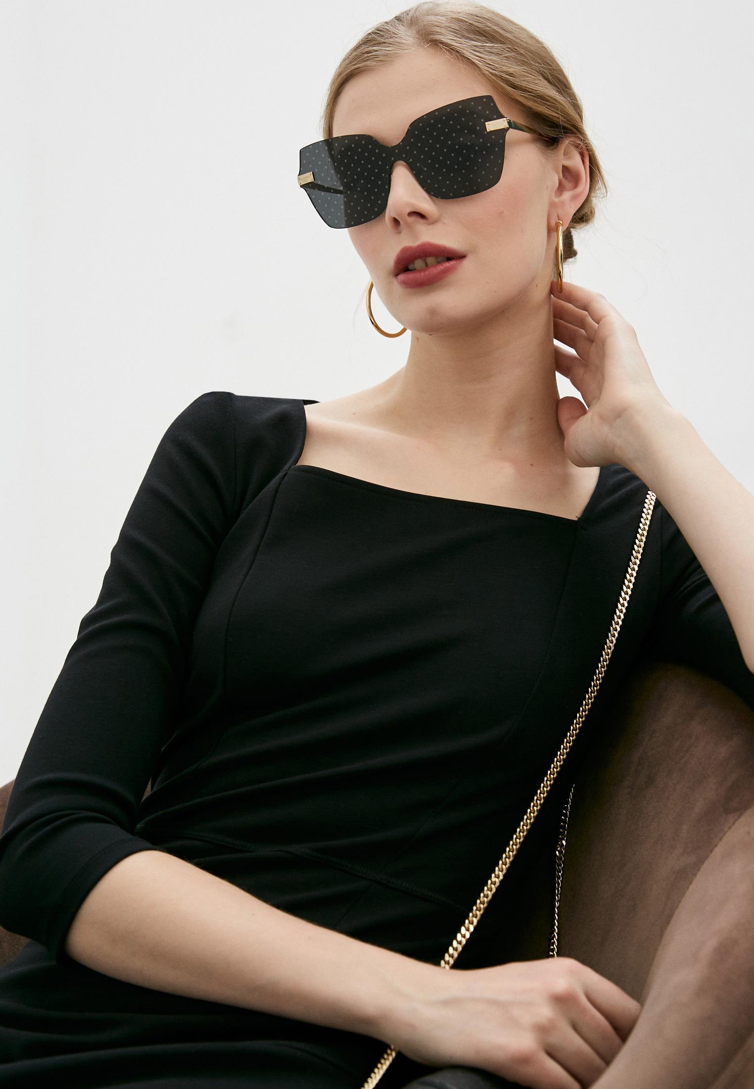 Женские солнцезащитные очки Dolce&Gabbana 0DG2260: изображение 6