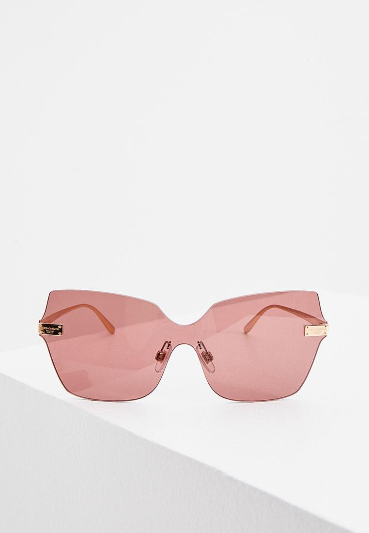 Женские солнцезащитные очки Dolce&Gabbana 0DG2260: изображение 8