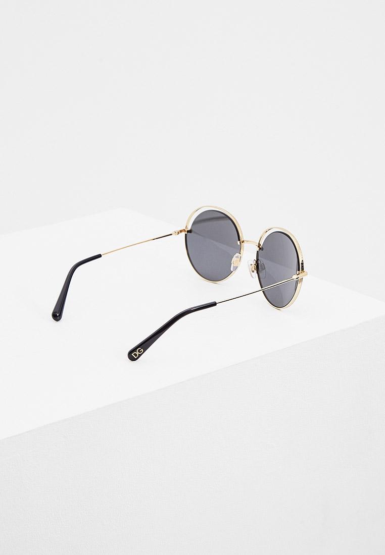 Женские солнцезащитные очки Dolce&Gabbana 0DG2262: изображение 3