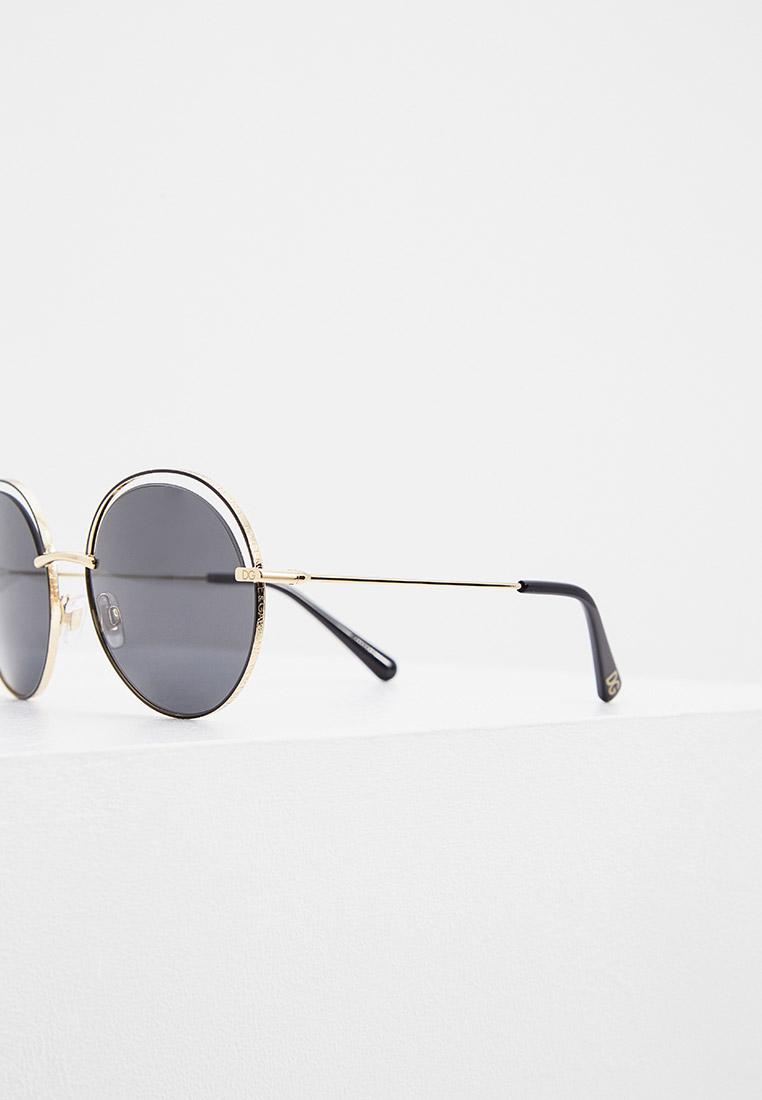 Женские солнцезащитные очки Dolce&Gabbana 0DG2262: изображение 4