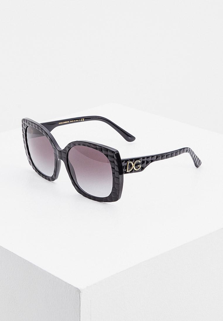 Женские солнцезащитные очки Dolce&Gabbana 0DG4385